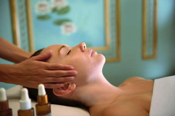 Mirbeau's spa menu includes quot;vinotherapiequot; treatments developed by