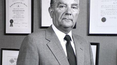 Leonard Rivkin, founding partner of the Rivkin Radler