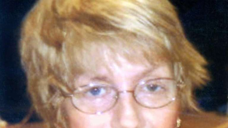Undated photo of Irene Luetje, 60, of North