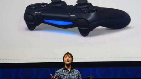 Video game designer Mark Cerny talks about the