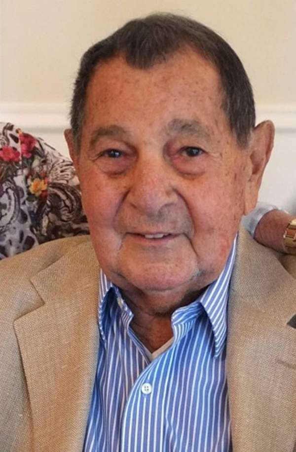 Frank Catallo, who died Jan. 16 at age