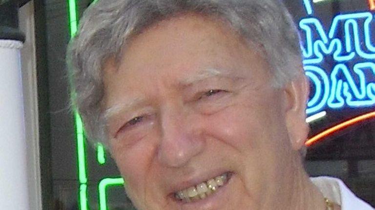 Emanuel LoGiudice, a longtime barber sometimes called the