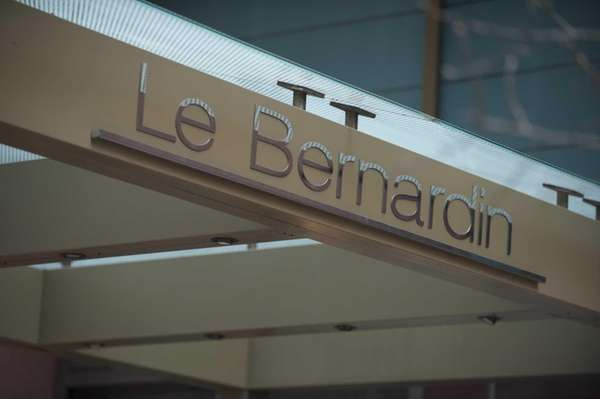 Le Bernadin in Manhattan. (Feb. 20, 2013).