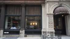 Exterior of Gramercy Tavern in Manhattan. (Feb. 20,