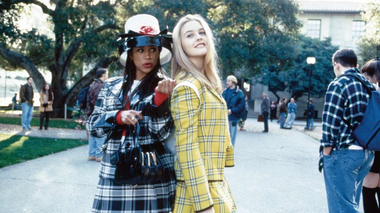 Newsday's original 'Clueless' review: Fresh-faced send-up of 'Beverly Hills, 90210' is great fun | Newsday