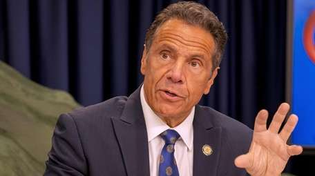 Gov. Andrew M. Cuomo, in discussing an increase