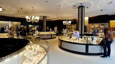The London Jewelers headquarters supports six retail stores