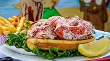 Flo's (302 Middle Rd., Blue Point): Florence Kimball