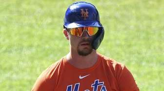 Mets first baseman Pete Alonso returns to the