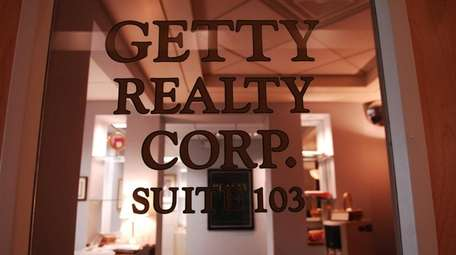 Jericho-based Getty Realty Corp. reports quarterly earnings this
