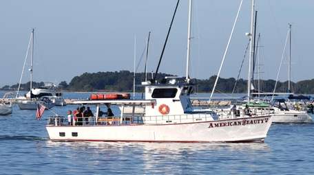 American Beauty Cruises and Charters runs sunset and