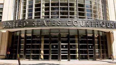 US District Federal Court in Brooklyn, where Jacob
