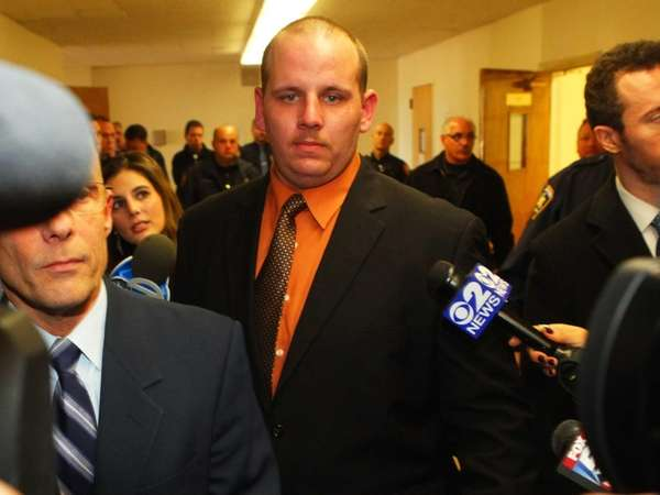 John Kaley appears at the Nassau County Courthouse