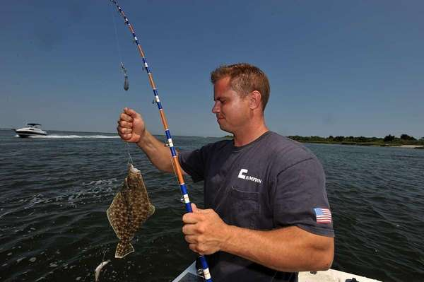New York anglers moved a step closer to