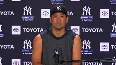 Masahir Tanaka expects to be OK when he