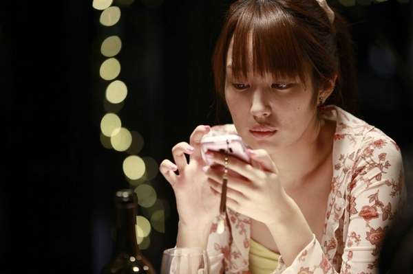 """Like Someone in Love,"" a Japanese film about"