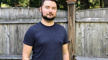 Joe Fay, 23, a Hofstra graduate who once