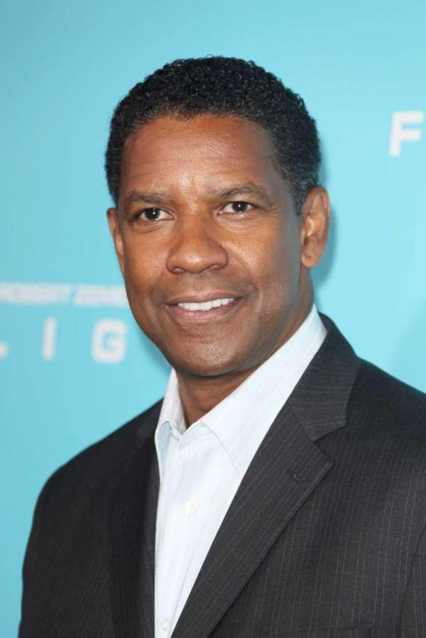 Denzel Washington attends the premiere of quot;Flightquot; in