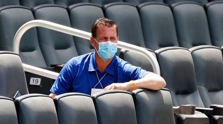 Mets general manager Brodie Van Wagenen, not a
