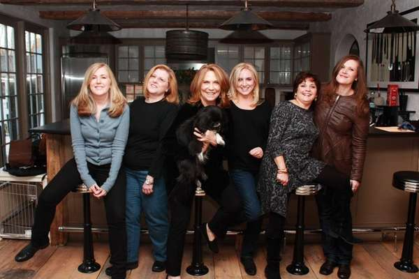 "The women of ""Saturday Night Widows"" (Crown, February"
