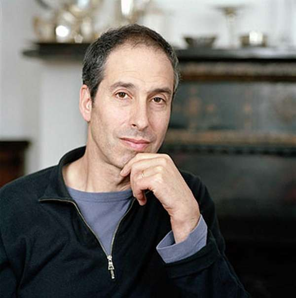 James Lasdun, author of the memoir