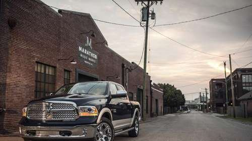 A 2013 Dodge Ram 1500 has a starting