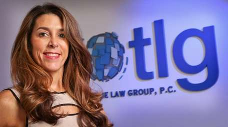 Leslie Tayne, a debt resolution attorney with the