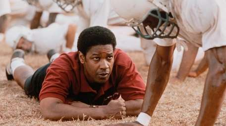 """""""Remember the Titans,"""" starring Denzel Washington, will be"""