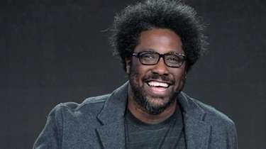 W. Kamau Bell speaks onstage during the CNN