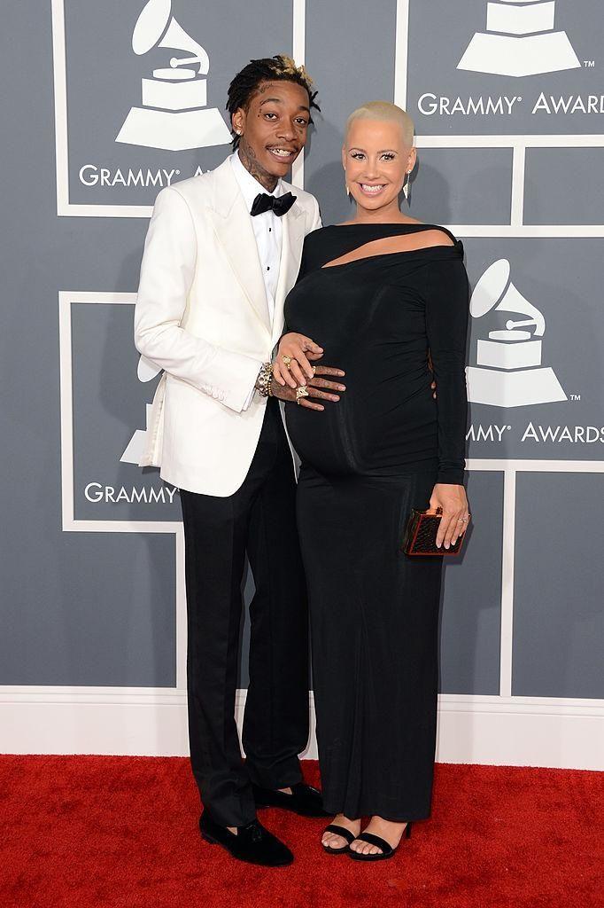 Parents: Rapper Wiz Khalifa and model Amber Rose