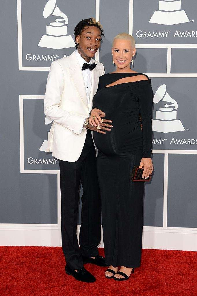 Parents: Rapper Wiz Khalifa and model Amber Rose