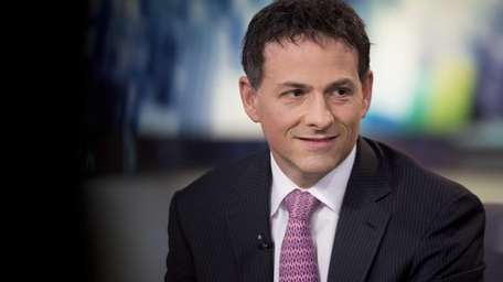 David Einhorn, founder of hedge fund Greenlight Capital,