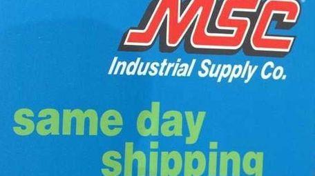 MSC Industrial Direct Co., Long Island's seventh-largest public