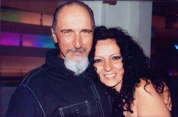 Frank and Linda Daniels as seen in a