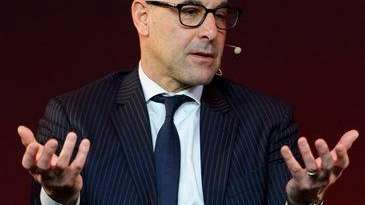 Stanley Tucci at a