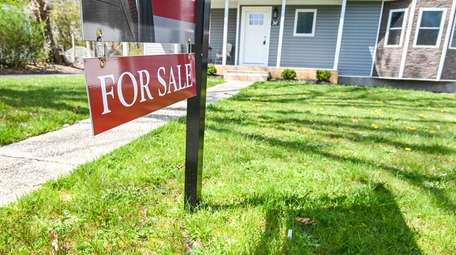 Pending sales in Nassau and Suffolk have jumped