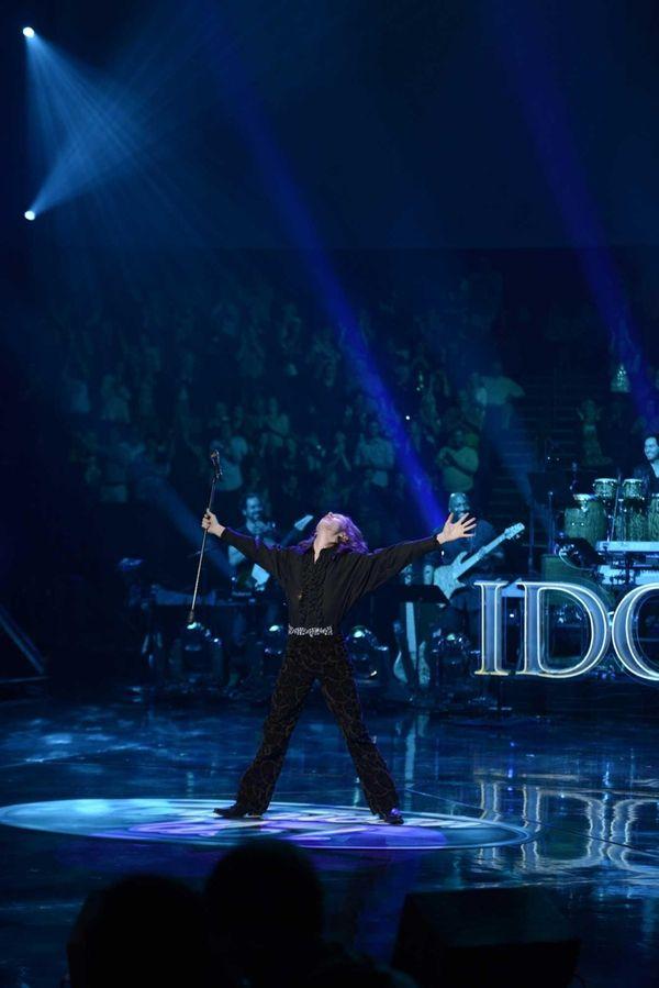 """""""American Idol"""" - Charlie Askew sings Elton John's"""