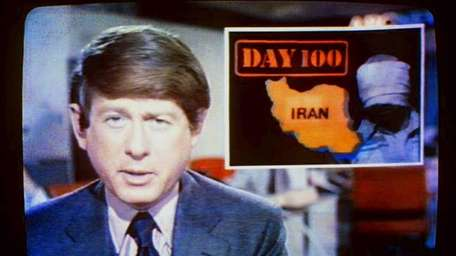 Ted Koppel reporting on the 100th day of