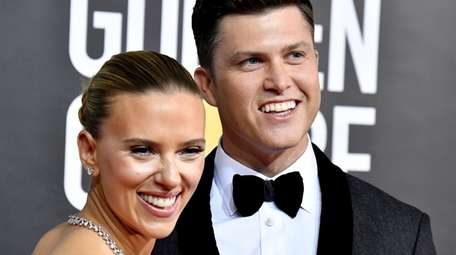 Colin Jost Talks Fun And Easy Relationship With Scarlett Johansson Newsday