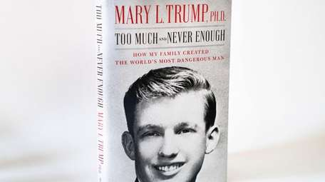 Mary L. Trump's book about her uncle, President