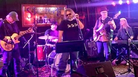 Stone Blue Rising will perform at Farmingdale's The