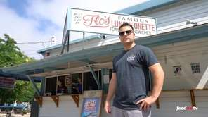 Connor Vigliotta, owner of Flo's Luncheonette, talks about