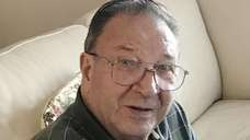 Louis Siciliano, 87, died April 1 from complications