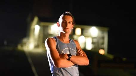 Seaford's Ryan Clifford ran 131-miles from the Montauk