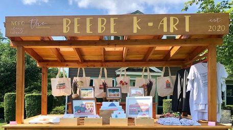 The Beebe K-Art in Cutchogue is a roadside