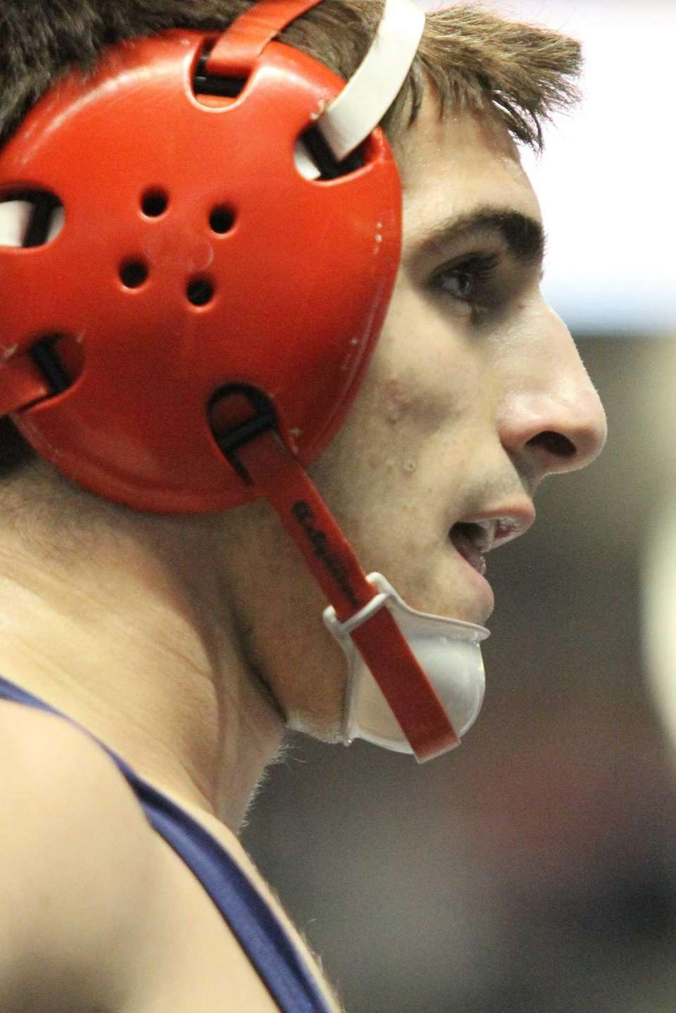 HHH West's Tyler Grimaldi prepares for his 160lb