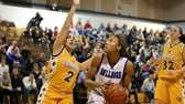 Makeda Nicholas of North Babylon looks to put