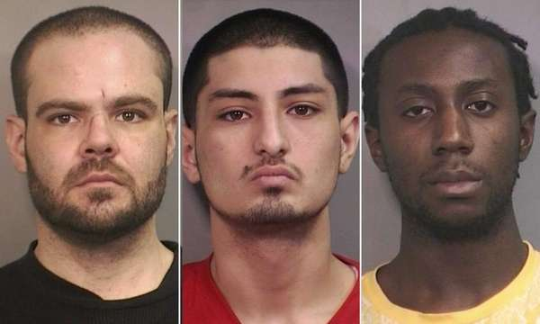 Cops: 3 arrested in attempted Elmont home invasion