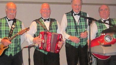 Willie Lynch Band members Jimmy Cox, Patrick Yorke,