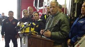 U.S Rep. Steve Israel speaks at a Nassau